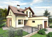 Проектирование домов,  коттеджей. Архитектурное и строительное.