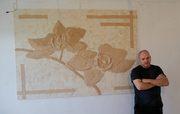 Рельефные панно ⭐⭐⭐⭐⭐ настенный барельеф